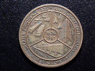 Greater Providence 325Th Anniversary Celebration Token!   Ll101X