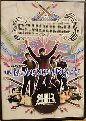Schooled The All American Rejects OfficeMax Surprise Concert DVD RARE HTF