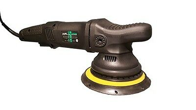 "Waxedshine 21mm DA polisher - 880W motor-5"" and 6"" backing plates, dual action!"