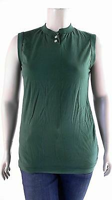 Southern Athletic Blank Softball Sport Top Dark Green