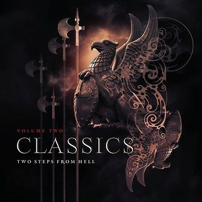 Classics, Vol. 2 by Two Steps from Hell (2015-CD) New-Free Shipping