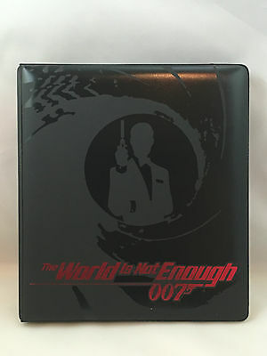 Inkworks The World is Not Enough James Bond – Complete Master Set w/ Chase, More