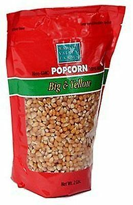 Wabash Valley Farms Popcorn - Big & Yellow - 2 lb