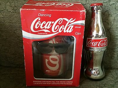 Commemorative vintage mirrored mirror relective coca-cola coke bottle
