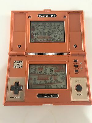 Vintage Game And Watch Donkey Kong