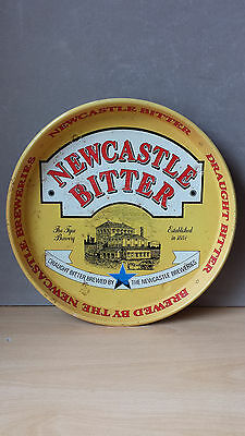 Vintage Newcastle Breweries Tray - Newcastle Draught Bitter