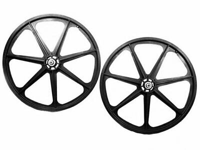 NEW Skyway Tuff II 24 inch 7 Spoke Wheels