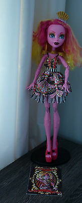 Monster High - Giant Gooliope Jellington Doll - Large 17-inch