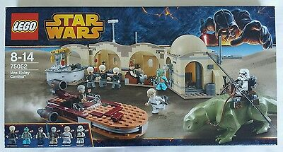 Lego 75052 Star Wars, Mos Eisley Cantina Brand New sealed