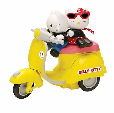 HELLO KITTY REMOTE CONTOL SCOOTER with KITTY & DANIEL