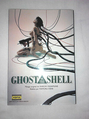 Ghost in the Shell, Kana, Picture Movie