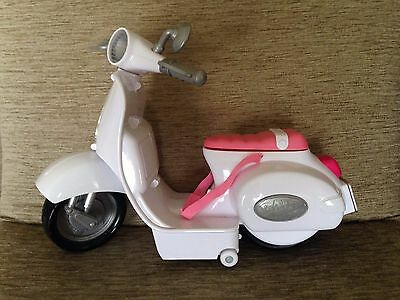 Girls Baby Born Interactive Dolls Scooter with realistic sounds and lights