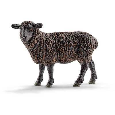 Schleich --Black sheep --Hard Plastic Toy Figure