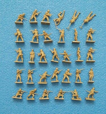 32 Soldatini Airfix U.s. Marines - Scala 1.72 - Toy Soldiers - Scale Ho