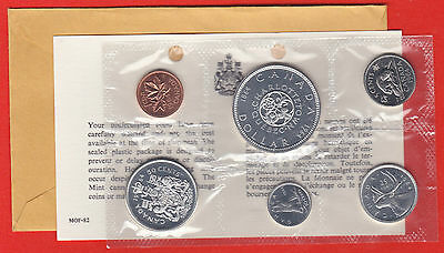 1964 Original Packaging Canada Rcm Proof Like Mint Set Pl With Coa And Envelope