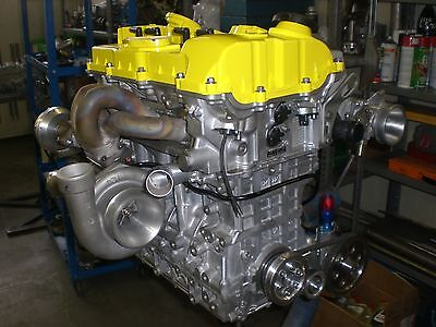 BMW N45 race engine only dyno tested