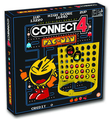 Pac Man Connect 4 Game New!!!