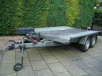 Car Transporter Trailer For Hire Nottinghamshire, Lincolnshire, Leicestershire