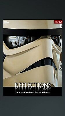 Star Wars Card Trader   Reflections: Galactic Empire & Rebel Alliance
