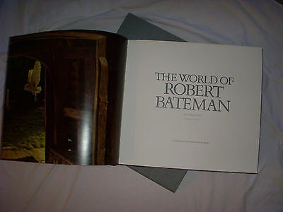 Bateman, The World of #500/950 - The Collectors Edition - Book