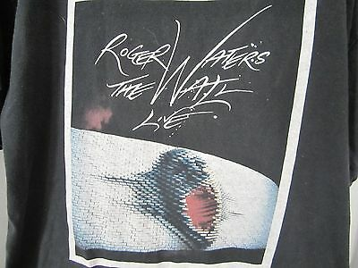 ROGER  WATERS   the WALL  tour shirt 2010    XL