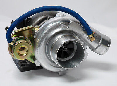 T3/T4 T04E V-BAND Turbocharger Turbo .57 A/R w/ Internal Wastegate
