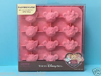 Tokyo DisneySEA Sweet Duffy New Silicone mold Kichen goods ShellieMay