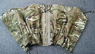 NEW British Army MTP Gaiters Goretex Standard Size