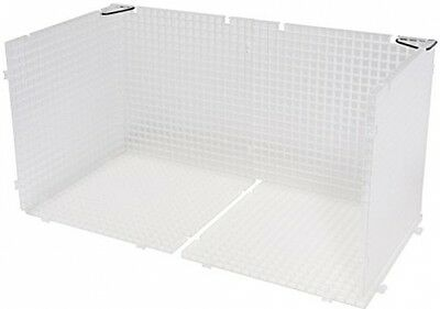 Clear Waffle Grid Surface for Glass Work - 6 Pack