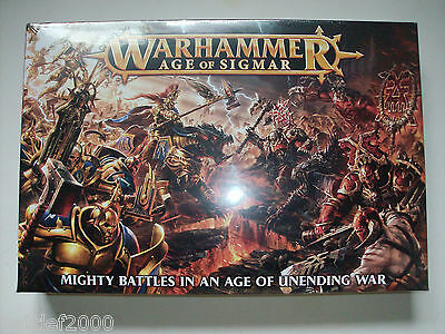 Warhammer Age of Sigmar  Complete  Boxed  Set
