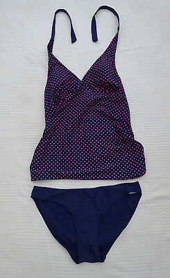 Mix&Match Blooming Marvellous maternity swimming tankini set Size 12 Top/Bottoms