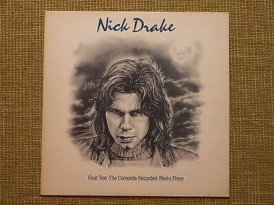 Nick Drake – Fruit Tree - The Complete Recorded Works - Three - Pink Moon LP