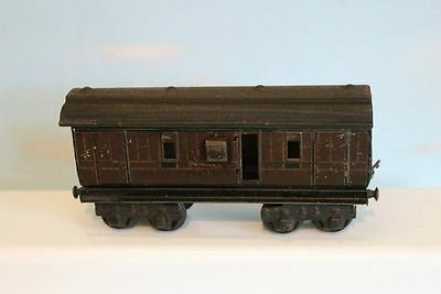 Midland Railway O Gauge German Made Coach Pre - War 2874 ? Gamage