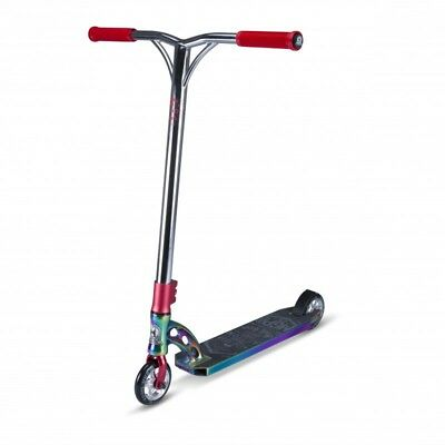 MADD Gear, MGP VX7 Team Edition Stunt Scooter, NeoChrome/Red