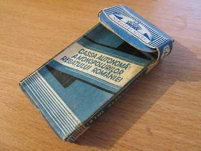 """The Romanian cigarette pack of the company """"САМ"""""""