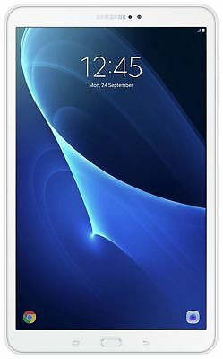 Samsung Tab A 10.1 Inch 1.6 GHz 2GB 16GB Android Tablet - White. (B-Grade)