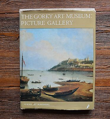 The Gorky Art Museum Picture Gallery
