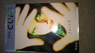 the cure biography 'Faith' Dave Bowler Bryan Dray 1st HB Very Good