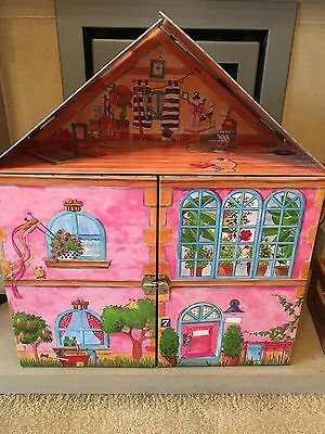Zapf Mini-world Baby Born  Doll House,