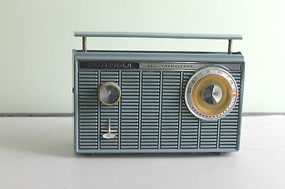 Vtg Motorola All Transistor Radio
