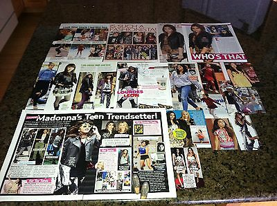 *LOURDES* Clipping Lot! MUST SEE!