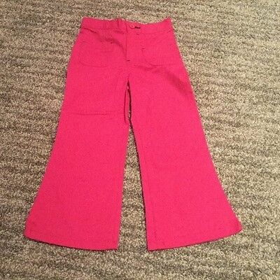 New baby girl Carters pants size 3T COL pink