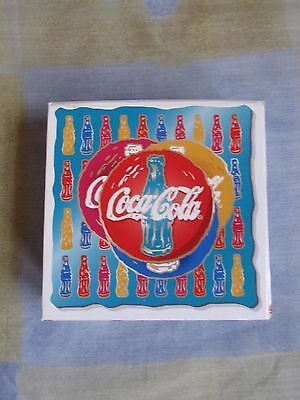 CocaCola Collector Pin 1996 Mint w/ intact box