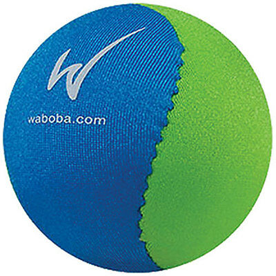 Waboba Surf Game Ball Skipping Bounces on Water  Teal / Green Sports Pool