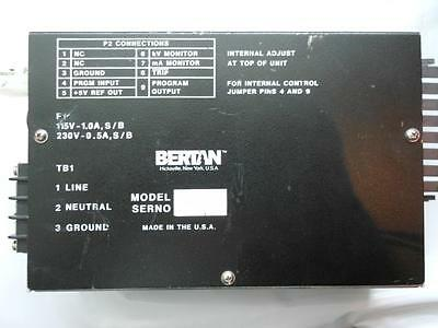 Bertan  High Voltage Power Supply 5kV Model# 602C-50P 115V-230V