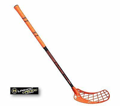 Floorballschläger Unihoc Epic36 youngster Floorball Stick Carbon 70-75 cm