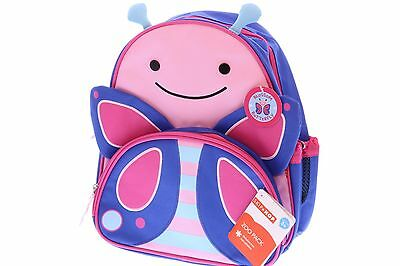 NWT NEW Skip Hop Zoo Pack Little Kids & Toddler Backpack - Blossom Butterfly
