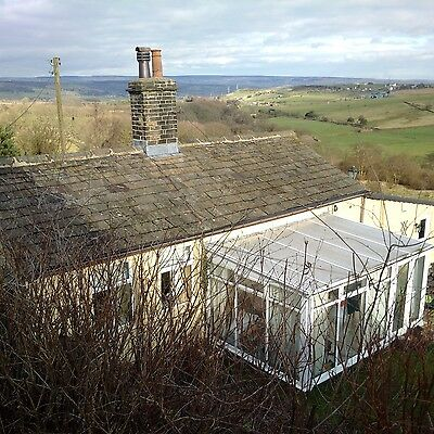 3 Bed Detached Cottage in 2/3rd  Acre with Outbuildings & Planning for Bungalow