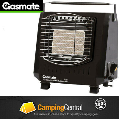 Gasmate Bh80 Travelmate Portable Butane Gas Camping Camp Tent Heater