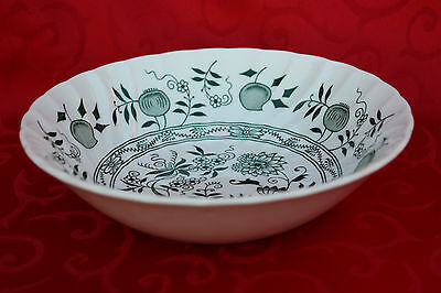 Green Old Vienna Ironstone Wood & Sons Soup Cereal Bowl 12 AVAILABLE